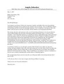 School Counseling Cover Letter by Sle Cover Letter For Admissions Counselor Free Resume
