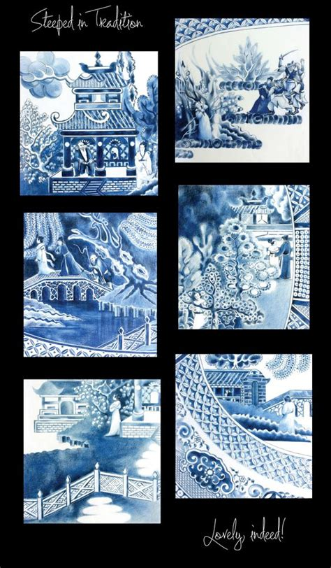abcd pattern poem china blue and white and blue on pinterest