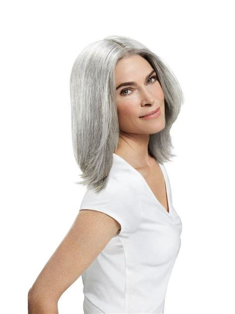 hair with grey models why hair turns gray a collection of hair and beauty