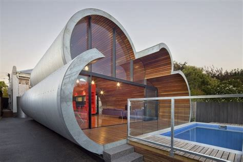 cool architecture houses modern and unique house with cloud like shape cloud house home building furniture and