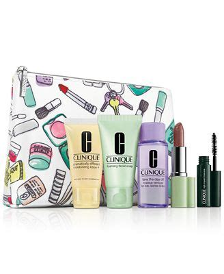 Clinique Gift Card - clinique 6 pc discovery kit get a 10 clinique gift card gifts value sets