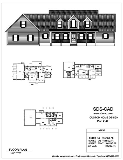 blueprint home plans