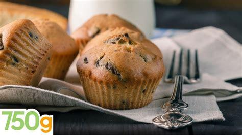 Muffins Au Chocolat Au Top 750 Grammes Youtube