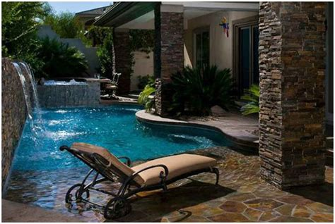 cool backyards with pools backyards cool small backyard pools more 119 designs with pool gogo papa