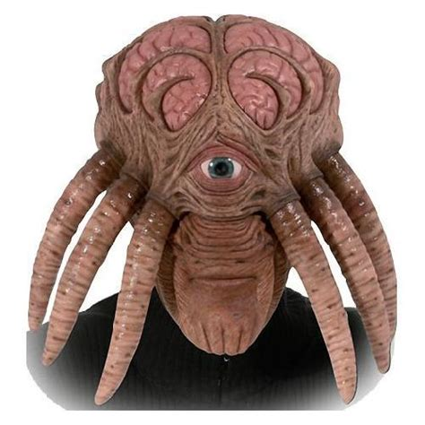 Doctor Who Dalek Sec Hybrid Voice Fx Mask For That Date by The 12 Masks Of 1 Dalek Sec Hybrid