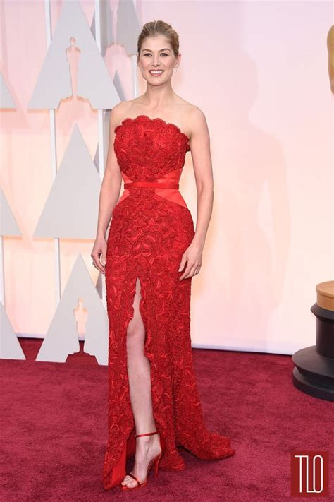 Well Played Hudson Couture In The City Fashion by Rosamund Pike In Givenchy Couture At The Oscars Tom