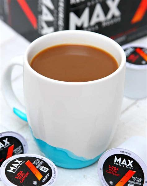 Coffee Max watercolor coffee mugs