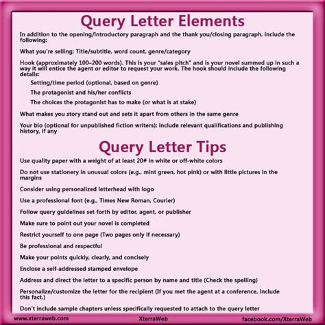 sle of query letter book query letter 28 images how to write a query letter upstart literary formatting your