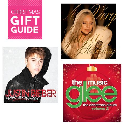 christmas gift ideas featuring new christmas albums justin