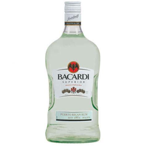 what is light rum bacardi superior light rum liquor mart boulder co