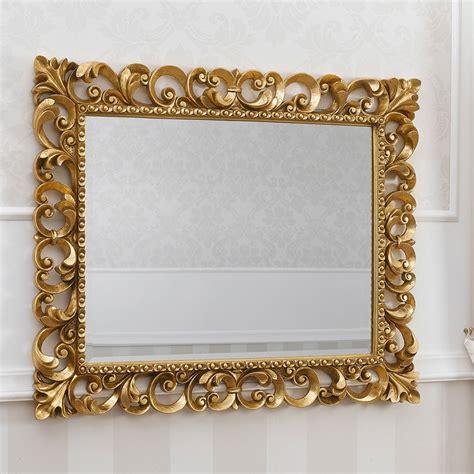 cornice barocco specchiera zaafira stile barocco cornice traforata foglia