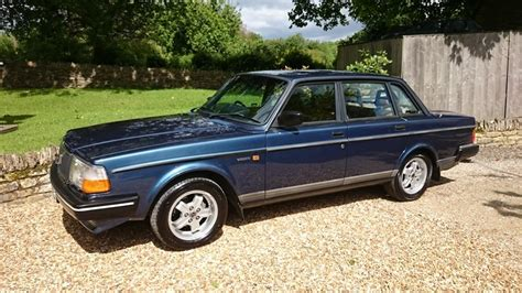 volvo 240 uk 1989 volvo 240 glt for sale classic cars for sale uk