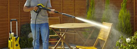 cleaning garden furniture k 228 rcher uk