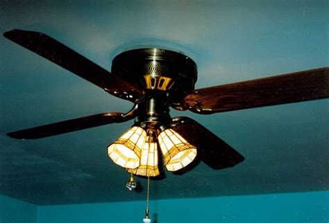Ceiling Fan Broken by Pine Lake The July 2013