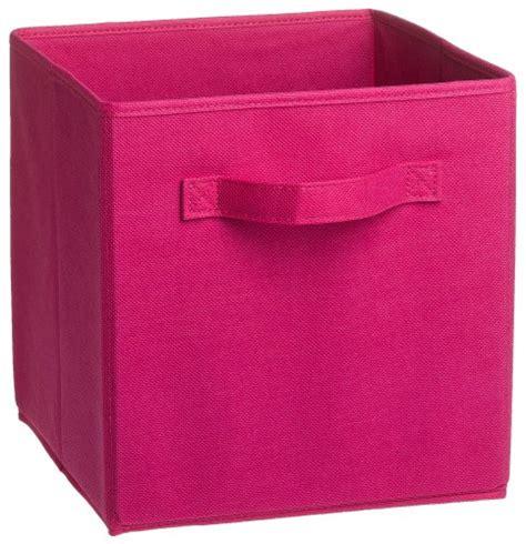 Closet Fabric Drawer by Closetmaid 8698 Fabric Drawer Fuschia 074994432321