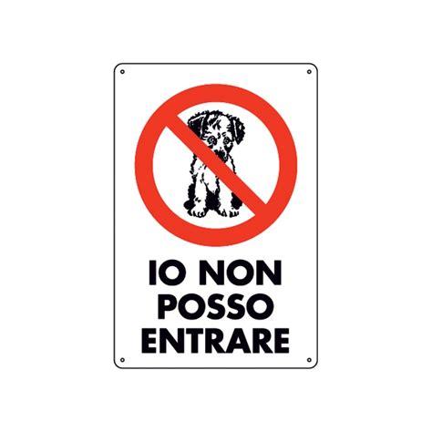 vietato l ingresso ai cani givigomma it