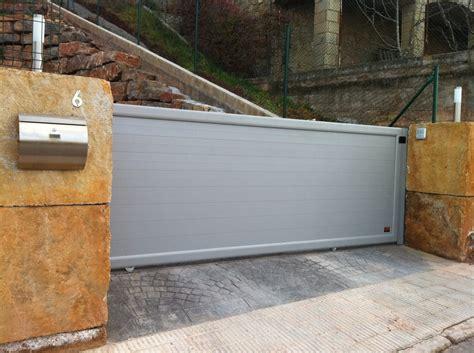 puertas de jardin precios puerta jard 237 n corredera aluminio ideas puertas garaje