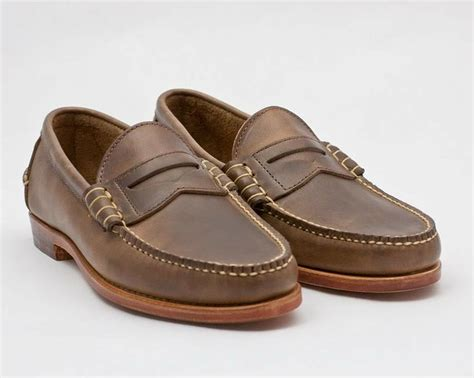 rancourt beefroll loafer rancourt co beefroll loafer chromexcel