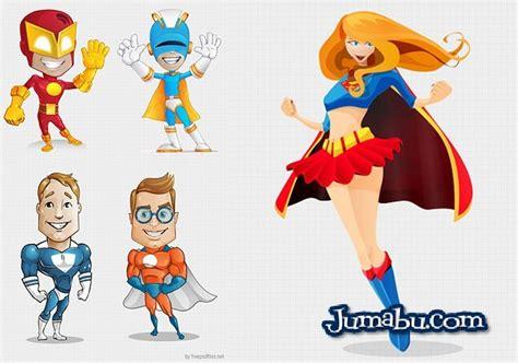 imagenes superheroes vectores ilustraciones para descargar de superh 233 roes en photoshop