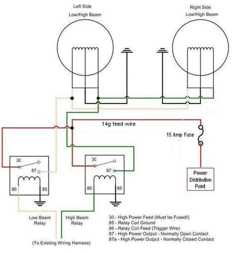 headlight switch wiring diagram  chevy pickup chevy wiring diagram images