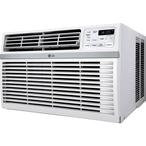 lg 15 000 btu 115v window mounted air conditioner with