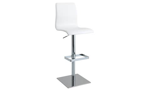 chaises de bar blanc switch tabouret schmidt