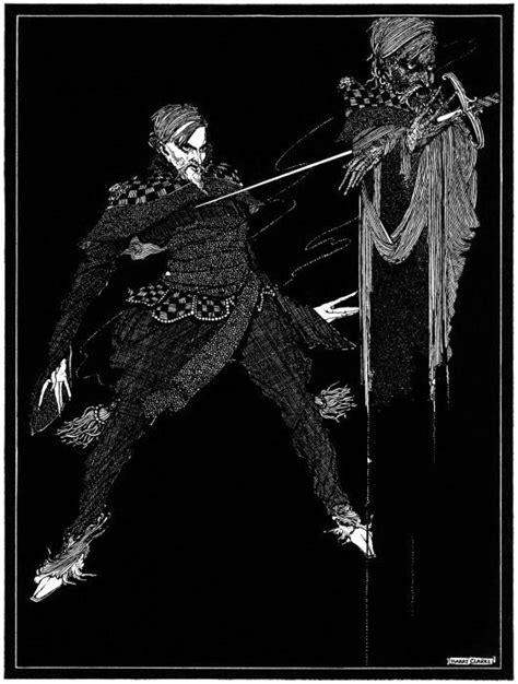 Veja 25 ilustrações da obra de Edgar Allan Poe - NotaTerapia