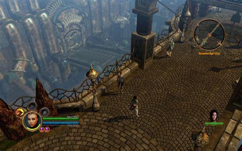 dungeon siege 3 split screen dungeon siege iii
