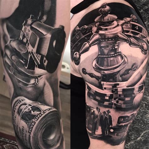 tattoo mafia instagram tattoo roulette on instagram