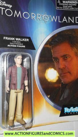 Funko 140 Frank Walker reaction figures tomorrowland frank walker george clooney funko actionfiguresandcomics