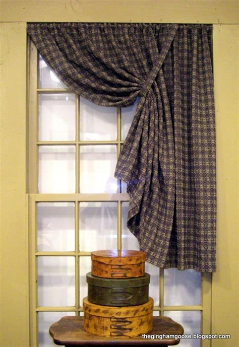 primitive decor curtains 164 best images about house windows bay windows bump