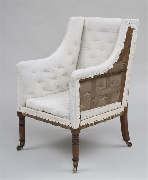 library armchair antique regency library armchair 18th century amrchairs
