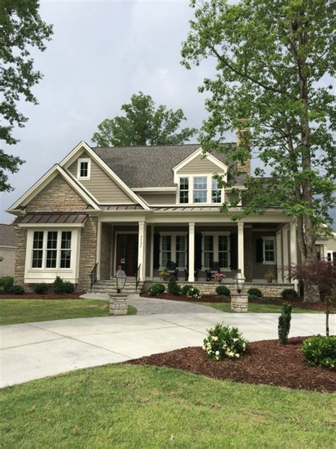 southern traditional house plans shook hill traditional exterior raleigh by tab