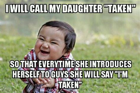 Memes About Daughters - a perfect solution for overprotective fathers