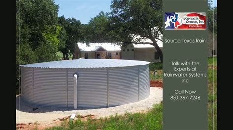 rain water harvesting commercial rainwater collection rainwater harvesting in texas by rainwater systems inc
