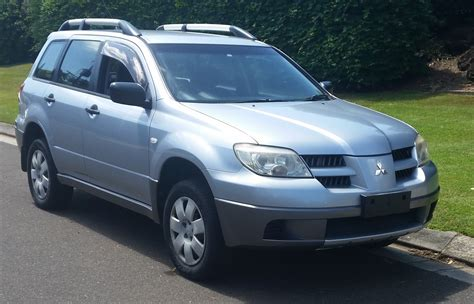 mitsubishi car 2004 2004 mitsubishi outlander car sales qld coast