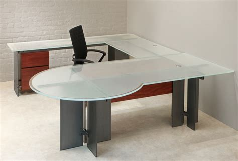 u shaped home office desk u shaped desk stoneline designs