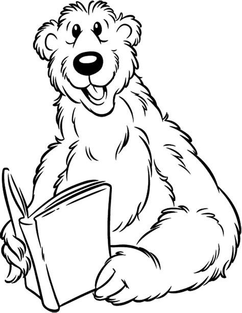 coloriages de ours