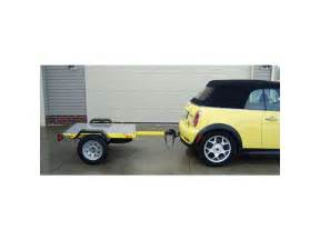 Mini Cooper Hitch Mini Cooper Trailer Hitch 1 1 4 R53 W O Rear Fog