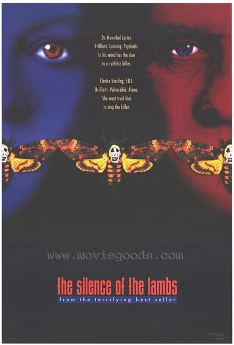 themes in silence of the lambs film silence of the lambs movie poster k k club 2016
