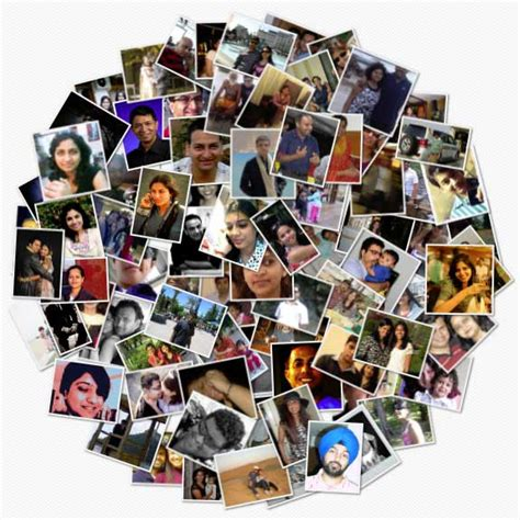 create a picture collage create photo collages using pictures of your friends