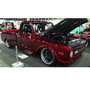 71 Chevrolet C/10 Street Truck Detroit Autorama  YouTube