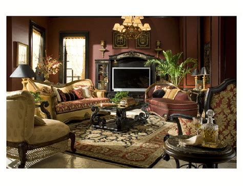 Living Room Furniture Classic Style Classic Living Room Furniture From Aico For And Style