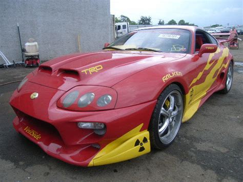 Salvage Toyota Supra For Sale Image Gallery Salvage Supra