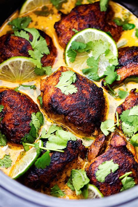 Clintro And Lime Detox Recipes by Cooker Cilantro Lime Chicken The Recipe Critic