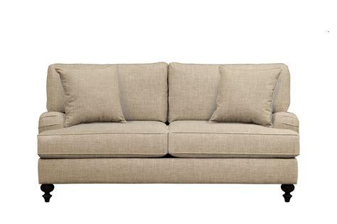 sofa in english avery english arm sofa 74 quot milford ii toast w milford ii