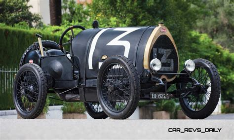 bugatti type 1 rm highlights 1920 bugatti type 23 was