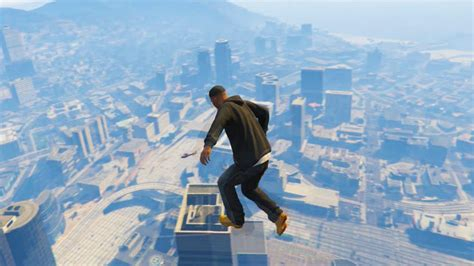 the best parkour awesome gta 5 parkour stunts moments best of gta