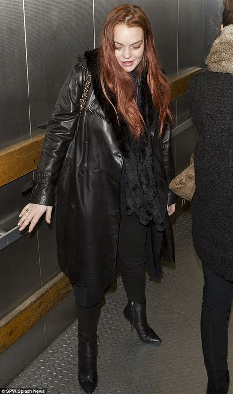 Lindsay Lohan Heading Back To Rehab by Lindsay Lohan To Probation Revoked After Lying To