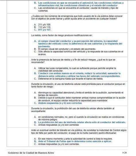 examen teorico licencia de conducir 2016 florida minimum registro de conducir examen teorico taringa new style